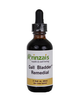 Rinzai's Remedial Gall Bladder
