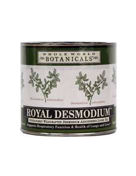 Whole World Botanicals Royal Desmodium Tea