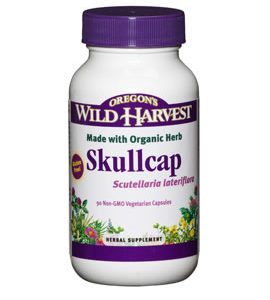 Oregon Wild Harvest Skullcap