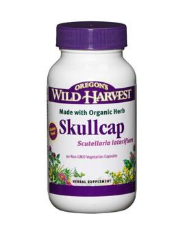 Oregon Wild Harvest Skullcap