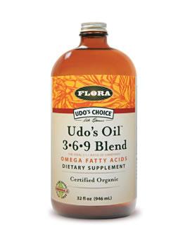 Flora Udo's 3 6 9 Oil Blend