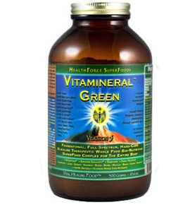 HealthForce Vitamineral Green