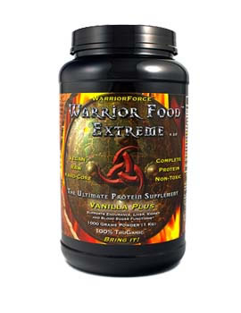 Healthforce Warrior Food Protein Powder