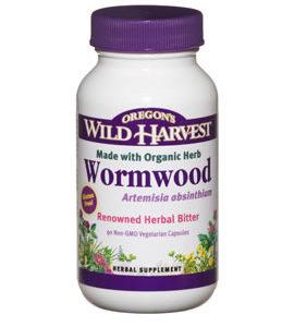 Oregon Wild Harvest Wormwood